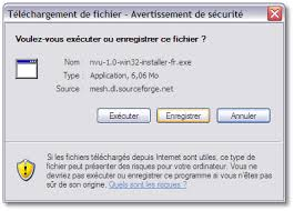 Installation de la suite OpenOffice sur Windows